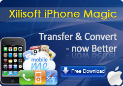 Xilisoft iPhone Magic Platinum for Mac