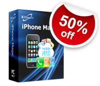 50% off for Xilisoft iPhone Magic