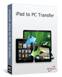 Only $9.95 for Xilisoft iPad to PC Transfer