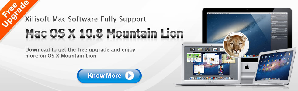Xilisoft Mountain Lion