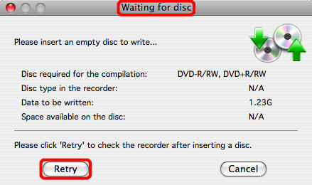 Burn ISO file to DVD disc on Mac, Mac DVD copy