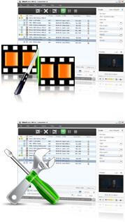 MPEG converter