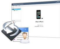 Xilisoft iPhone Contacts Transfer