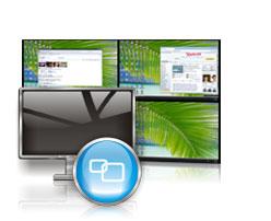 Manage Multiple Desktops