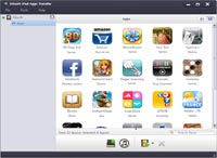 Xilisoft iPad Apps Transfer